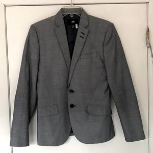H&M Blazer with Elbow Pads